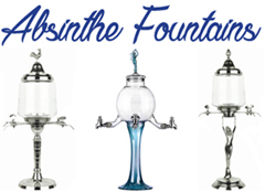 Absinthe Fountains And Sets